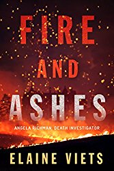 Cover for Fire and  Ashes