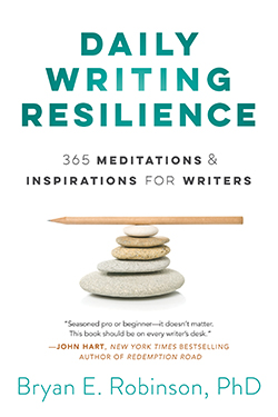 Cover of Daily Writing Resilience