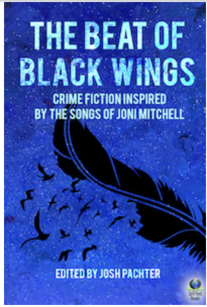 Cover of Anthology The Beat of Black Wings