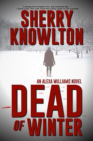 Cover for Dead of Winter by Sherry Knowlton