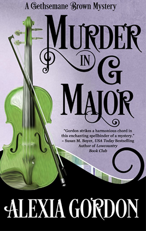 Cover for Murder in G Major