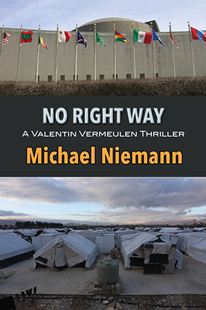 Cover for No Right Way