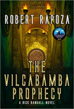 Cover of the Vilcabamba Prophecy