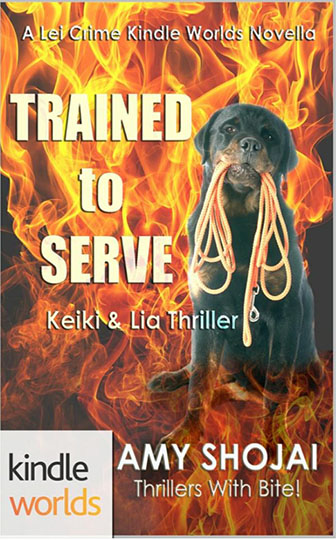 Trained to Serve Cover