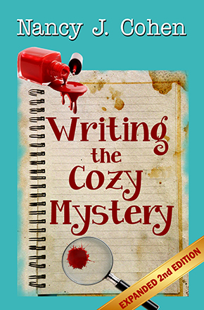 Writing the Cozy Mystery Expanded edition cover
