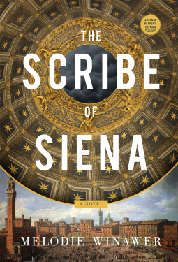 Scribe of Siena cover