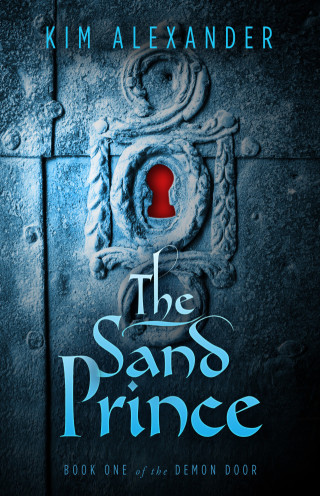 The Sand Prince Cover