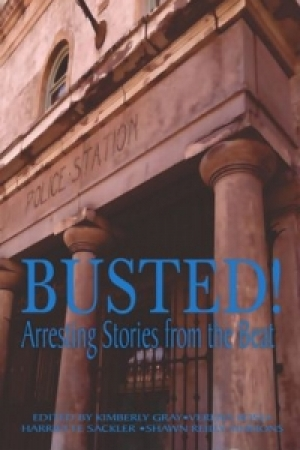 Busted! Arresting Stories from the Beat cover