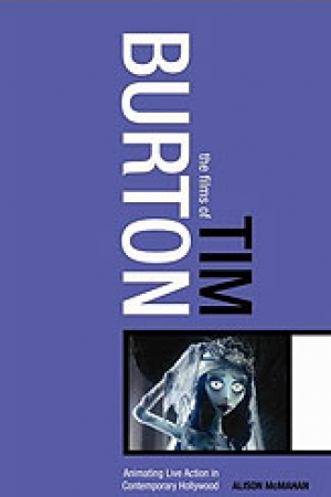 The Films of Tim Burton, bookcover