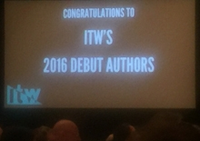 Congratulations ITW's Debut Authors