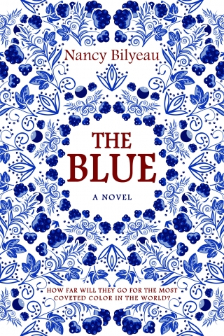 Cover for Nancy Bilyeau's The Blue
