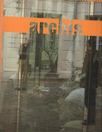 archis cover