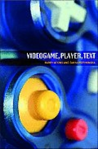 Videogame player, text, cover