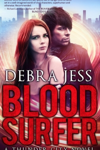 Blood Surfer cover