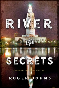 River of Secrets by Roger Johns cover