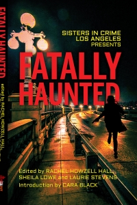 Fatally Haunted Cover